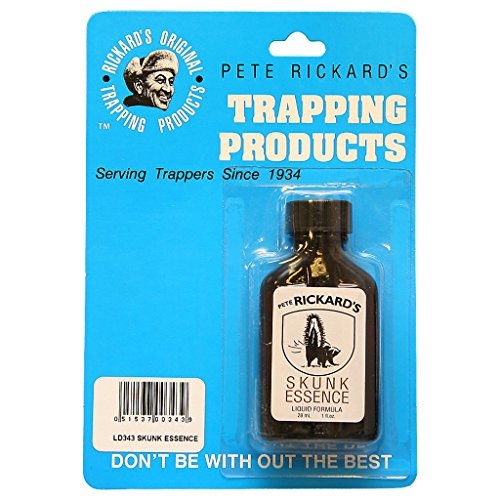 Rickard's Trapping Lure - Skunk Essence
