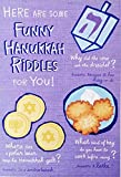 Here Are Some Funny Hanukkah Riddles For You Greeting Card