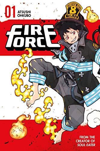 Ohkubo, A: Fire Force 1