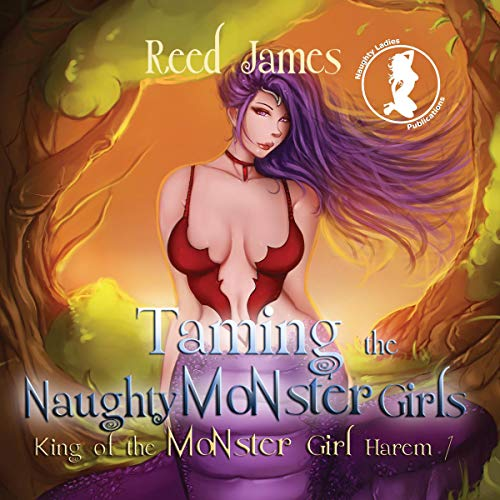Taming the Naughty Monster Girls Titelbild