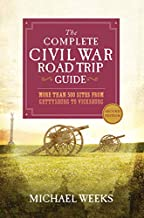 civil war battlefields touring guide