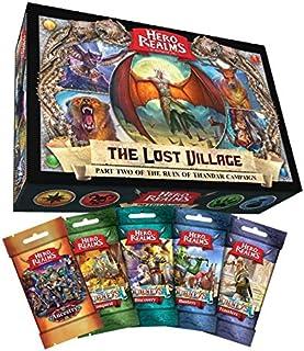 Hero Realms Bundle: Lost Village, Journeys and Ancestry Packs