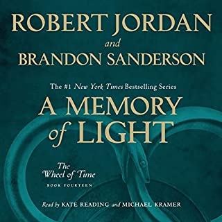A Memory of Light cover art