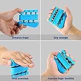 Zoom IMG-2 tomshoo hand grip strengthener workout