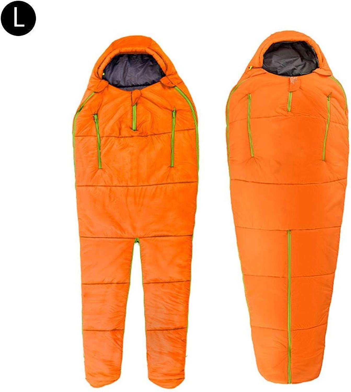 Schlafsack Schlafsack Schlafsack Ultraleicht warm tragbare Outdoor Camping Schlafsack Einzelne Erwachsene Winddicht Baumwolle Schlafsack B07L4MP7BW  Qualität 9aca9d