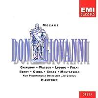 Mozart: Don Giovanni ~ Klemperer by Nicolai Gedda