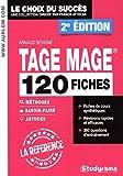 120 fiches tage mage - 120 fiches méthodes savoir-faire et astuces