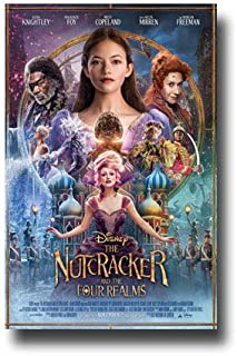 The Nutcracker and The Four Realms Poster Movie Promo 11 x 17 inches Main Disney