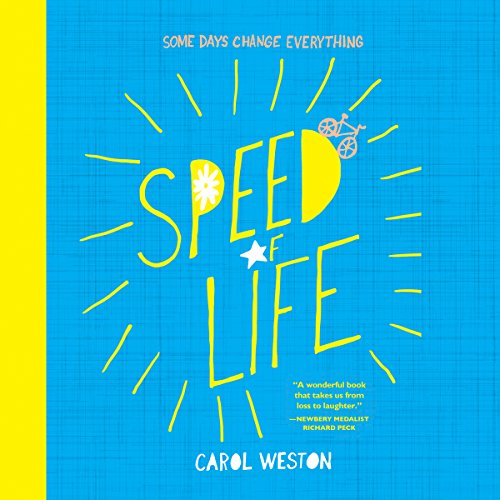 Speed of Life audiobook cover art