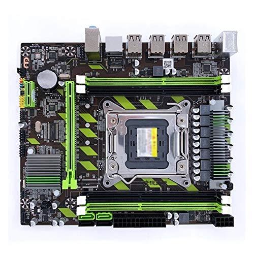 Placa Base Gaming ATX Placa Base De Juegos X79 X79G Conjunto De...