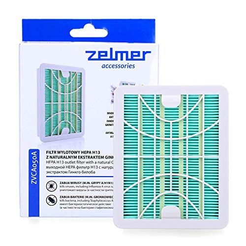 Innovativer Filter mit natürlichen Ginkgo-biloba-Extrakt. Passend für Zelmer Syrius