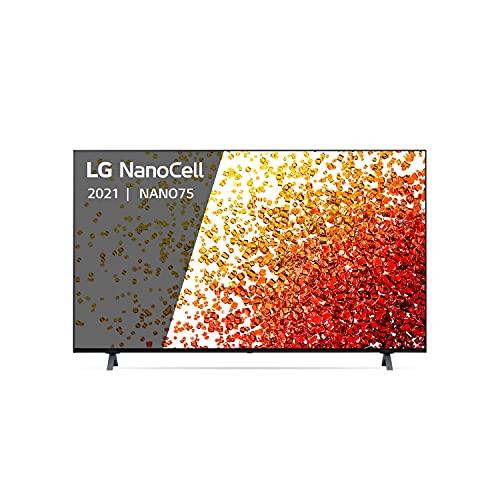 LG 50NANO75 - Televisor UHD 4K de 126 cm