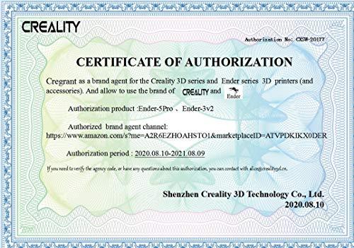 CREALITY Ender 3V2 / 3 Max / Ender 3 Pro 3D Printer 220X220X250mm 1.75mm PLA US