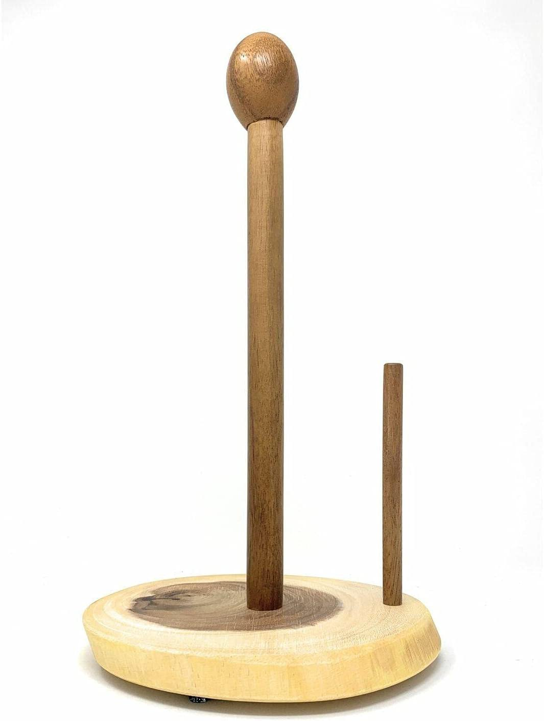 Acacia Standing Towel Holder with Slab B Posthome and Spasm price Decor Base Popular product