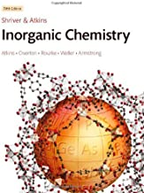 Solutions Manual to accompany Shriver & Atkins' Inorganic Chemistry