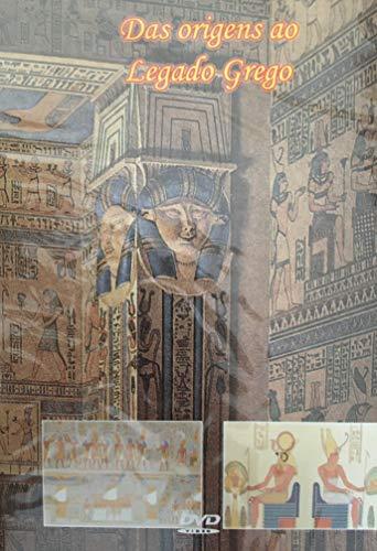 DVD História da Arte - Das Origens ao Legado Grego