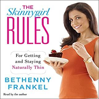 The Skinnygirl Rules audiobook cover art
