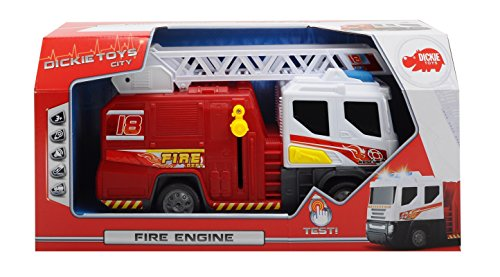 Dickie Toys - 203746003 - Camion de pompier - Fire Engine
