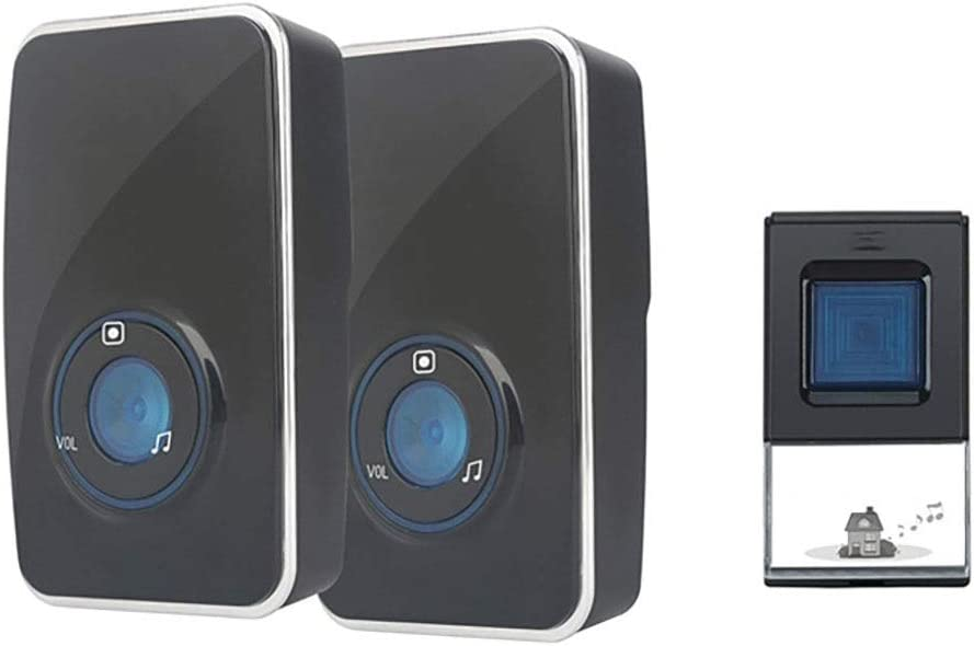 Tyoo Home Doorbell service One Button Ring Ranking TOP11 Levels 4 Volum Adjustable
