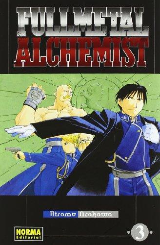 FULLMETAL ALCHEMIST 03