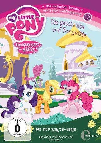 My Little Pony: Freundschaft ist Magie 13: Die Geschichte von Ponyville