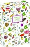 Mes recettes dessinées - Coffret 3 volumes : Mes recettes à emporter ; Mes recettes pour le goûter ; Mes recettes de fête