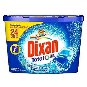Dixan Detergente en Cápsulas – 24 Lavados