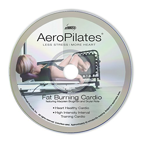 AeroPilates by Stamina Fat Burning Cardio Workout DVD