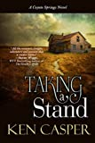 FREE KINDLE BOOK: Taking A Stand