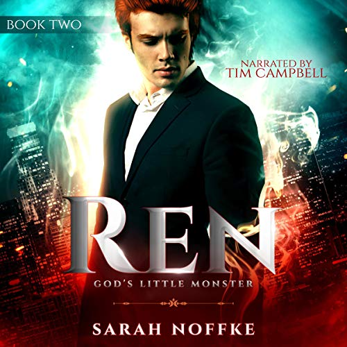 Ren: God's Little Monster audiobook cover art