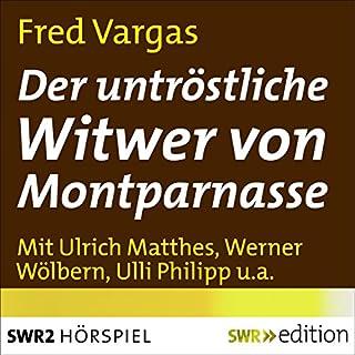 Der untröstliche Witwer von Montparnasse (Kehlweiler und die drei Evangelisten 3) Titelbild