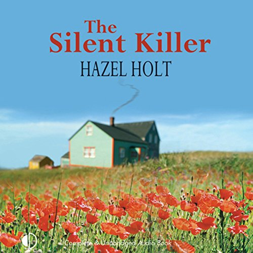 The Silent Killer audiobook cover art