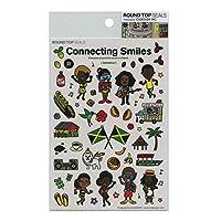 シール/ステッカー TIPS Connecting Smiles【ジャマイカ編】 RT-CS-011