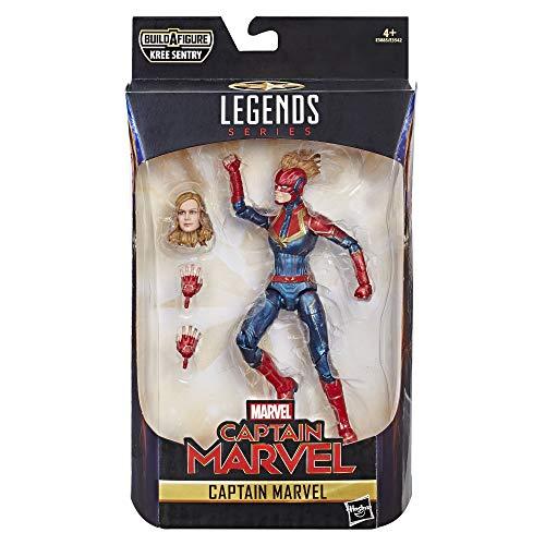 Marvel Capitan, Color (Hasbro E3887EU40)