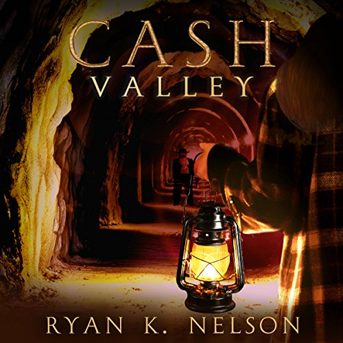 Cash Valley audiobook cover art