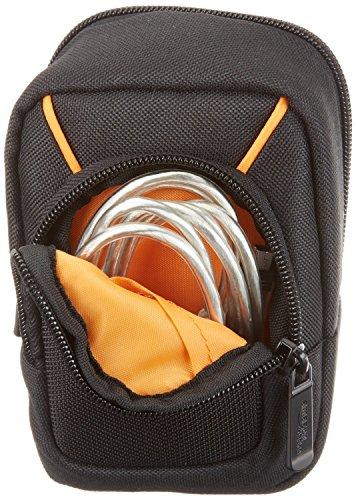 AmazonBasics Large Point and Shoot Camera Case - 6 x 4 x 2 Inches, Black