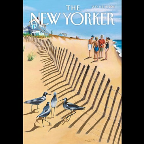 The New Yorker, July 11th & 18th 2011: Part 2 (Philip Gourevitch, David Sedaris, James Surowiecki) cover art
