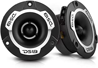 """$29 » Sponsored Ad - DS18 PRO-TWX1 Super Tweeter in Silver - 1"""", Aluminum Frame and Diaphragm, 240W Max, 4 Ohms, Built in Crosso..."""