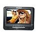 "Sylvania SDVD9957 Portable DVD Player with Dual 9"" Screen (Black)"