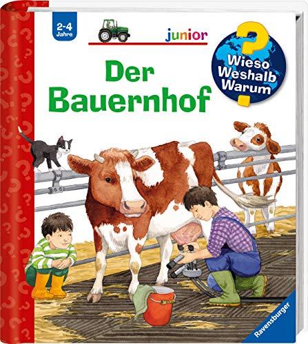 Wieso? Weshalb? Warum? junior: Der Bauernhof (Band 1) (Wieso? Weshalb? Warum? junior, 1)