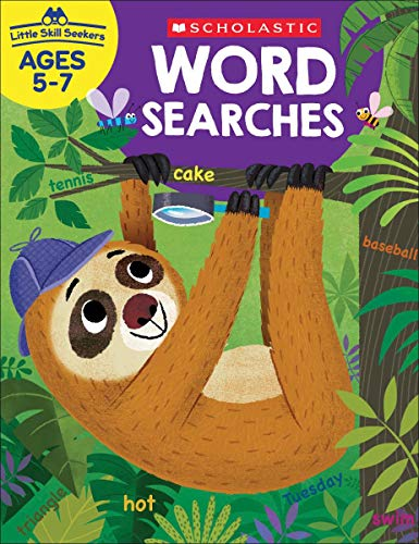 Compare Textbook Prices for Little Skill Seekers: Word Searches  ISBN 9781338306408 by Scholastic Teacher Resources,Scholastic