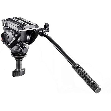 Manfrotto Mvh500a 60mm Half Ball Lightweight Fluid Camera Photo