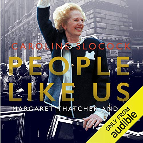 Page de couverture de People Like Us