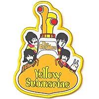 BEATLES ビートルズ (来日55周年記念) - Yellow Submarine All Aboard/ワッペン 【公式/オフィシャル】