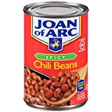 Beans slow cooked in brick ovens Excellent source of fiber Tasty beans full of flavor Great in chilies, salads, and casseroles Simple, fresh ingredients you can trust to make a delicious meal for your family