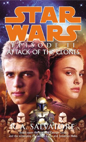 Star Wars: Episode II - Attack Of The Clones (English Edition)