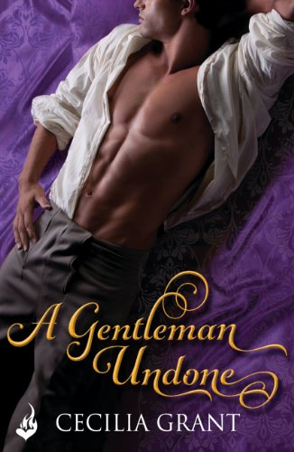 A Gentleman Undone: Blackshear Family Book 2 (Blackshear Family series) (English Edition)