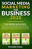 Social Media Marketing for Business 2020: The Ultimate Guide for Beginners, Make Money Online with Affiliate Programs, Growth any Business and Use Your Branding to Win on Facebook, Youtube, Instagram