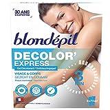 Blondépil - Décolor' Express Gel Decolorant Visage Et Corps 150Ml - Lot De 3 - Livraison Rapide En France - Prix Par Lot