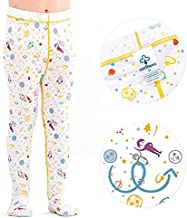 Eczema Itch & Rash Relief Sleep Leggings for Moderate to Severe Eczema Treatment for Kids – Also Used as Wet Wrap Therapy Clothing